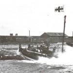 lefboat launch 1930